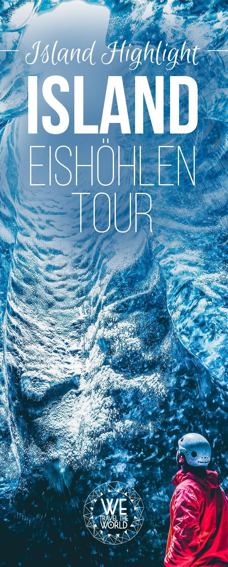 Island Reisetipp: Island Eishöhlen am Gletscher Vatnajökull. Erfahrungsbericht und Reisetipps zu dem Highlight deines Island Roadtrips im Süden Islands. Alles was du wissen musst, inkl. Packliste. #roadtrip #island #reisetipp