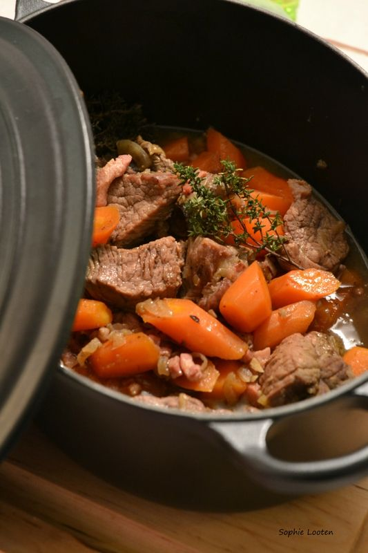 Boeuf carottes2