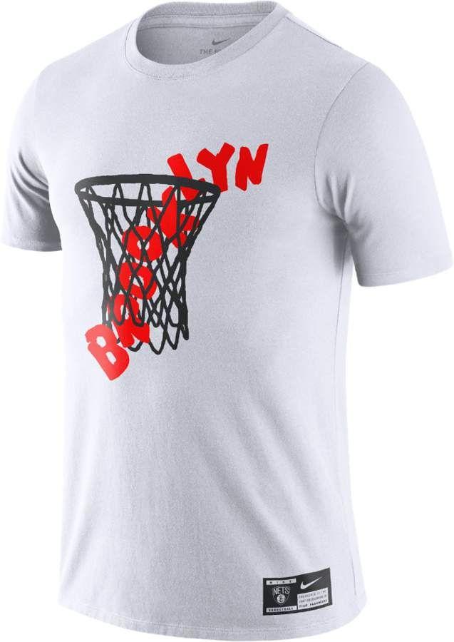 Brooklyn Nets X Filip Pagowski Men S Nba T Shirt Size Small White Inspired Famed Pride