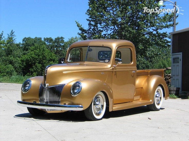 Belos Automóveis Antigos by Daniel Alho / 1940 Ford  Fast Lane Rod Shop