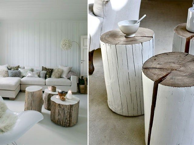 Are you thinking about making your living room looks more attractive? You can try to create cool DIY coffee table on Houzpedia.com