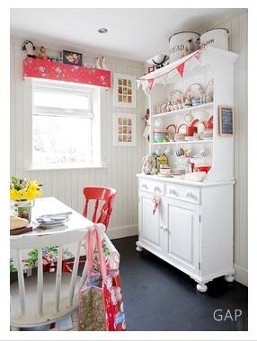 Cheerful kitchen