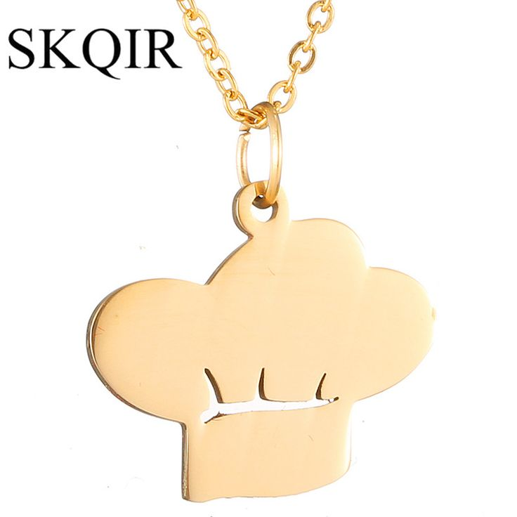 SKQIR Chief Hat Pendant Necklace Women Stainless Steel Gold Chain Necklace Statement Jewelry For Men/Female News Colar Masculino -  Buy online SKQIR Chief Hat Pendant Necklace Women Stainless Steel Gold Chain Necklace Statement Jewelry For Men/Female News colar masculino only US $4.99 US $4.24. This Online shop give you the discount of finest and low cost which integrated super save shipping for SKQIR Chief Hat Pendant Necklace Women Stainless Steel Gold Chain Necklace Statement Jewelry For…
