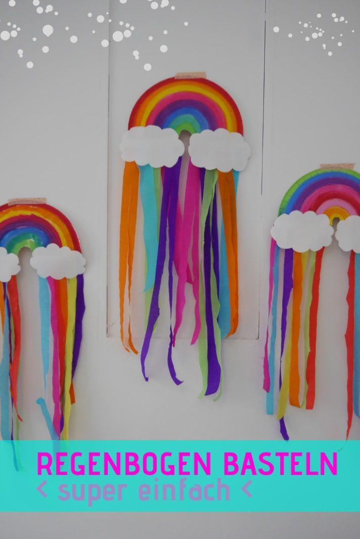 Regenbogen Bilder Deko