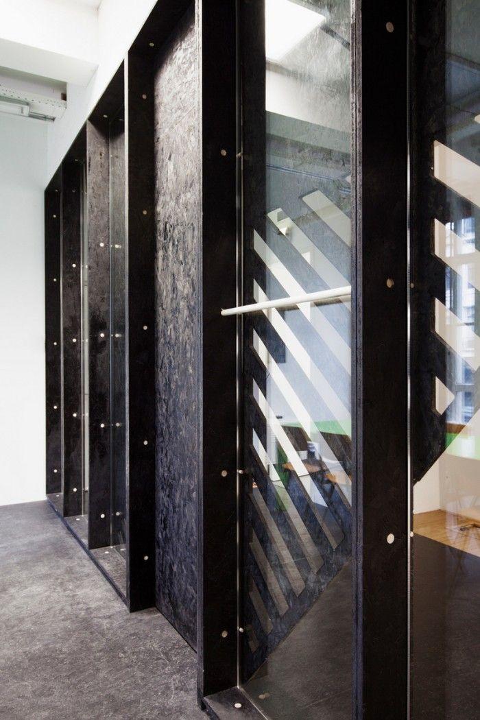 Commercial Interior Glass Door