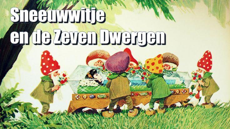 Alleen de mooiste sprookjes - Het wereldberoemde luistersprookje Sneeuwwitje en de Zeven Dwergen voorzien van prachtige illustraties uit de Lekturama Wereldberoemde Sprookjes boekenserie.