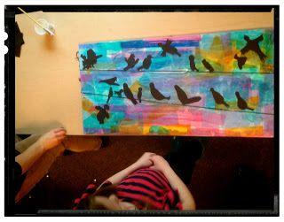 Studio Kids - Children's Art Classes in Ballard, Seattle: Collaborative Art for School Auction