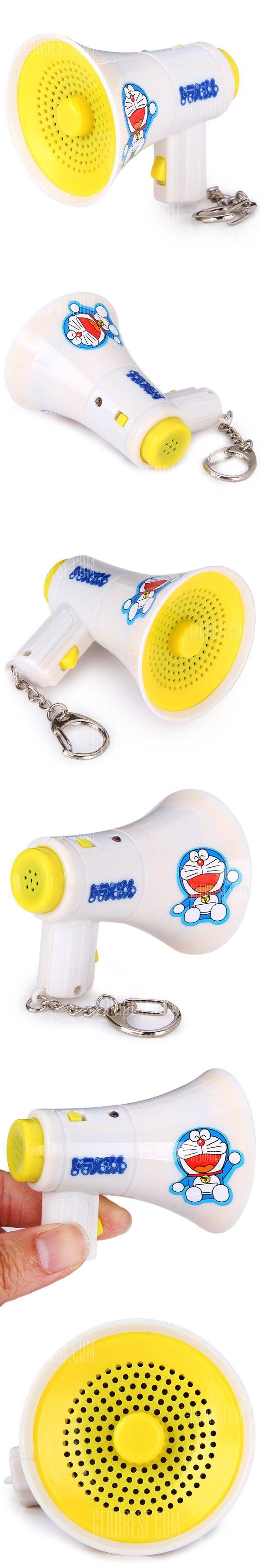 Kids Cute Mini Megaphone Doraemon Design Toy - FREE SHIPPING - Price: $5.28 - Buy Now: https://ariani-shop.com/s/153697