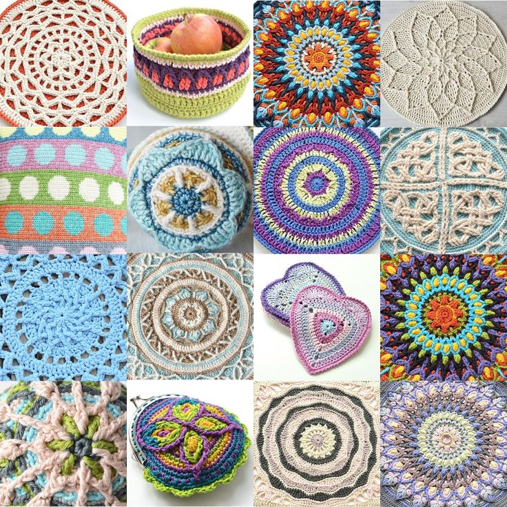 LillaBjörn's Crochet World: Year 2016 Brought Lots of Crochet Inspiration to M...