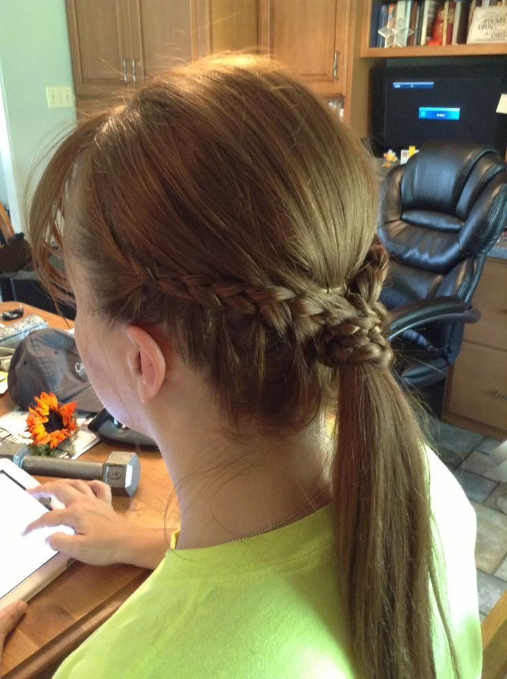 Formal Hairstyles for Kids