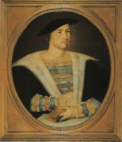 Henry Carey, Husband of Mary Boleyn, Brother in law of Anne Boleyn    Carey died of the sweating sickness in the same outbreak that nearly  killed Anne Boleyn.