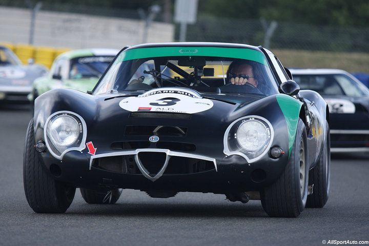 Alfa Romeo Giulia Alfaromeo Classic Retro Racing