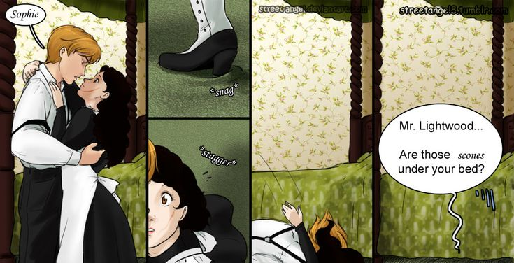 Of Lightwoods and Scones - Gideon Sophie, Clockwork Princess P.s. simple quest for everyone) Why did Bill die?