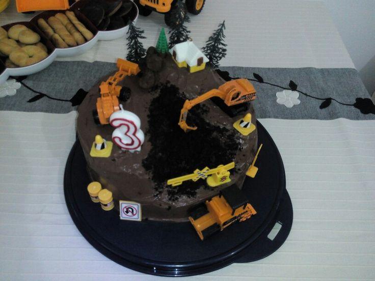 Cake construction...