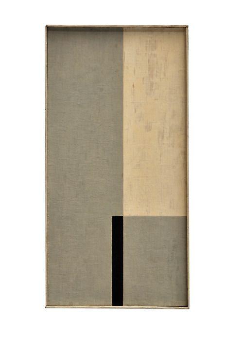 John McLaughlin, Untitled (#33), 1958