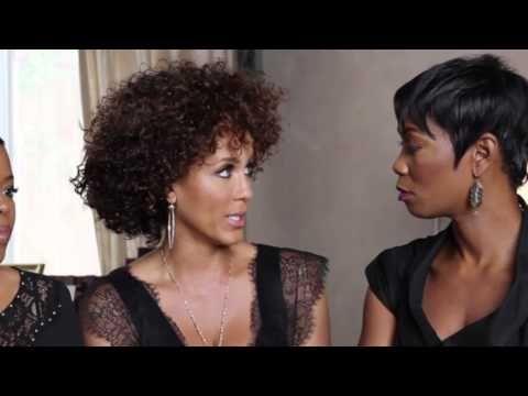 Soul Sisters Series: Malinda Williams, Nicole Ari Parker and Vanessa Williams Reunite! - YouTube
