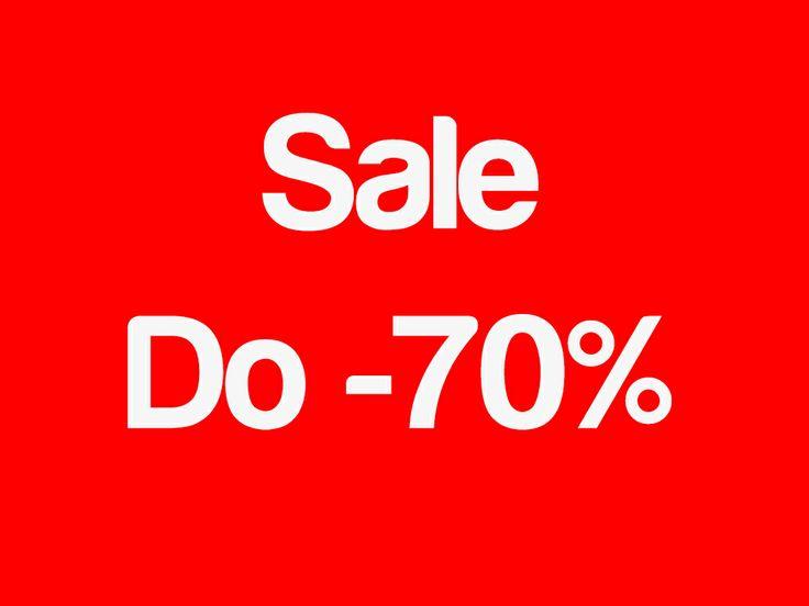 Wyprzedaż do -70% w sklepach New April. Zapraszamy. Nic, tylko korzystać. :)  www.magnoliapark.pl