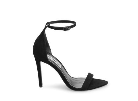 fc25c8ccd14 SANE BLACK NUBUCK HIGH HEELS by Steve Madden #Shoes #Fashion ...