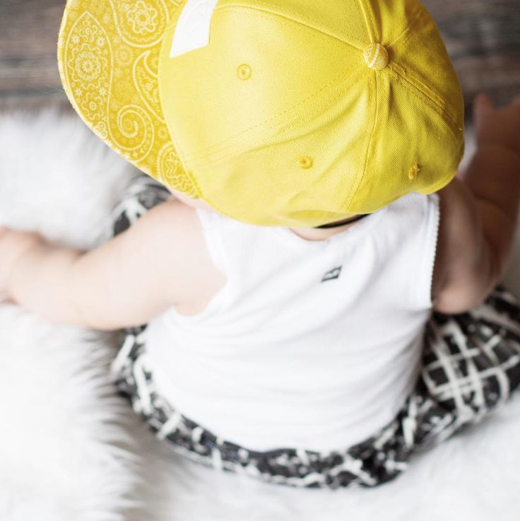 It's sale time! Up to 40% off!!  | 935 | Sunflower Yellow | $25 Snapbacks | Free Domestic & Global Shipping #popnoggins #perfectlypaisley #snapback #snapbacks #swag #fashion #cap #hat #headwear #dope #streetwear #babyhats #babyswag #babyfashion #babygift #instababy #instakids #toddlerswag #toddlerlife #toddlerfashion #kidsfashion #fashionkids #kids #kidsstyle #kidswear #kidsclothes #kidswag #stylish_cubs #kidsootd #ootd