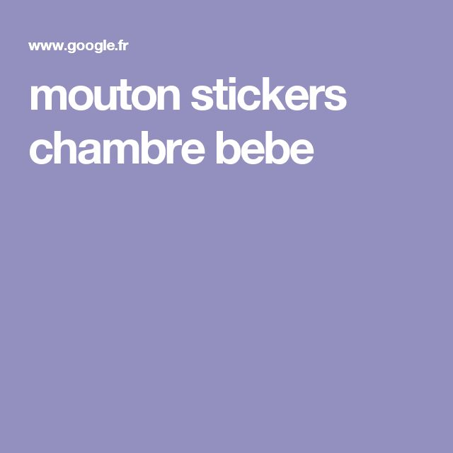 20 best ideas about stickers chambre b b on pinterest - Stickers etoile chambre bebe ...