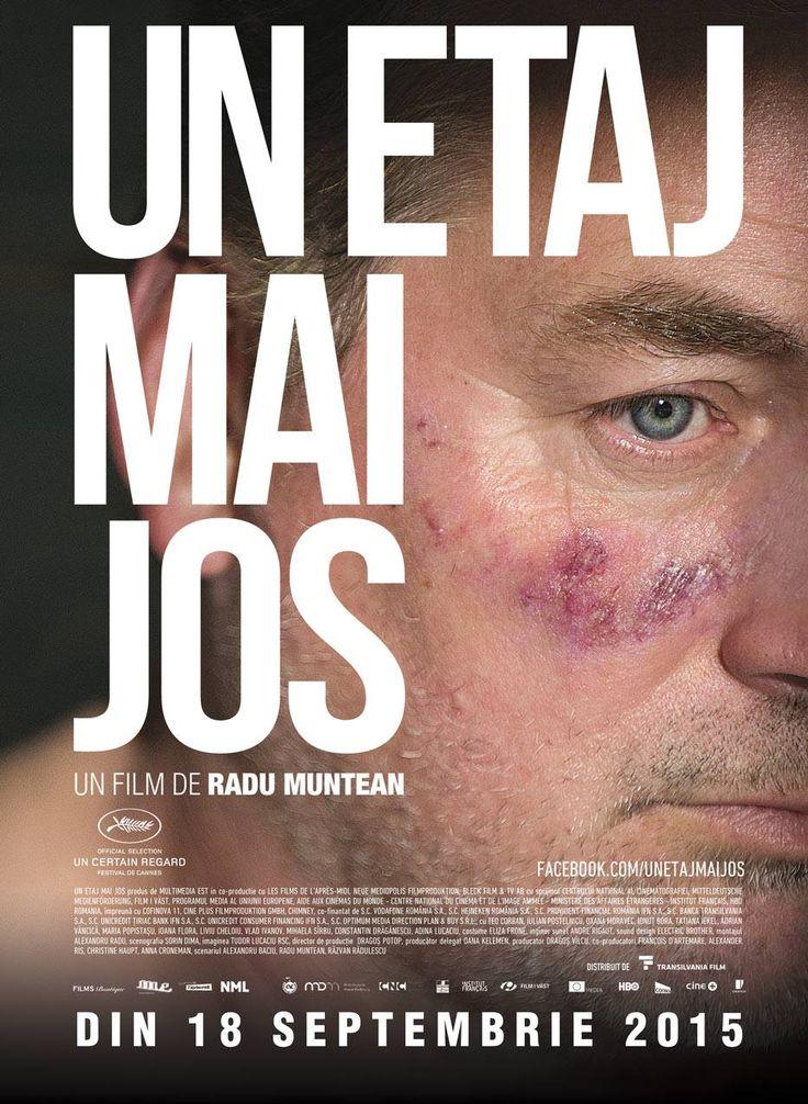 One Floor Below (Radu Muntean, 2015) - Romanian edition
