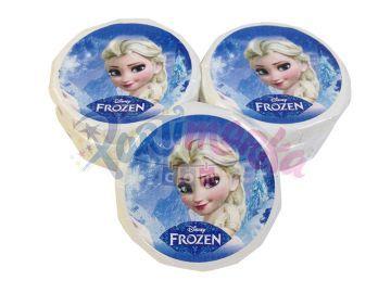 Frozen Elsa Doğum Günü Hediyelik Sabunlar