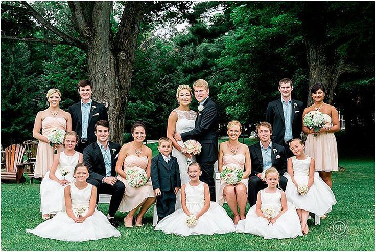 Muskoka Wedding Windermere House Rowell Photography