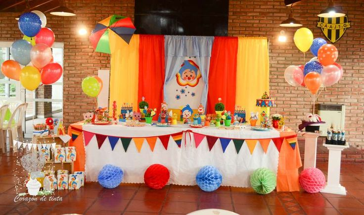 PLIM PLIM. Estallido de color Birthday Party Ideas | Photo 2 of 45