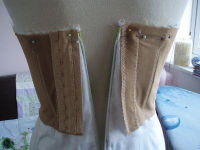inner corselett tutorial