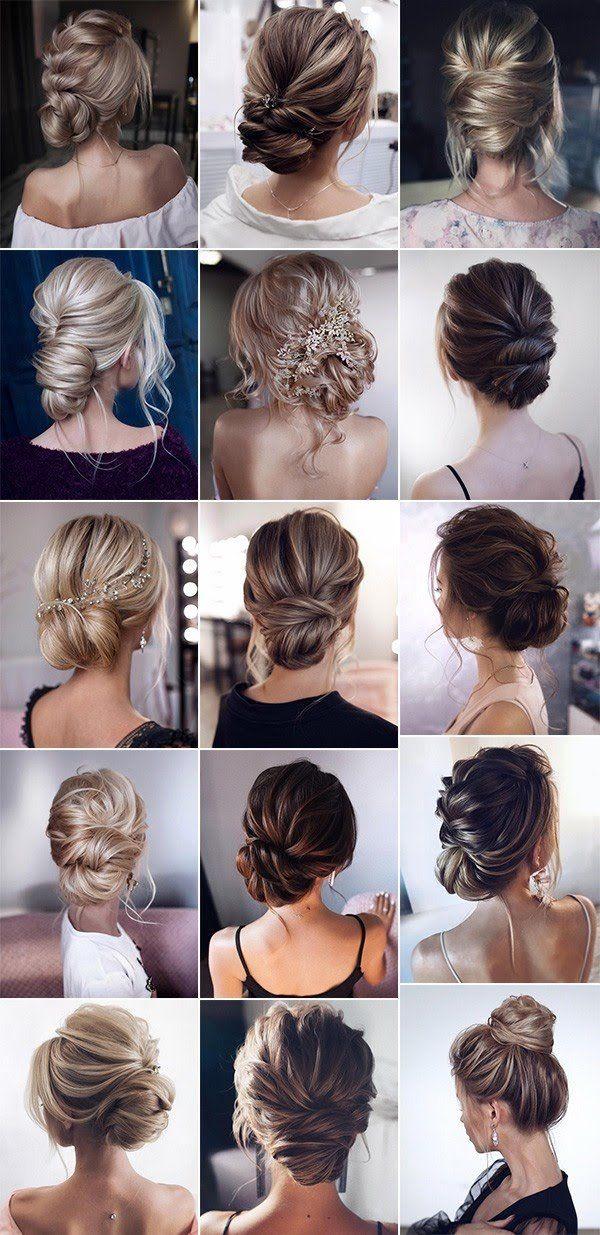 Bridal Updos Wedding Hairstyle Ideas In 2020 Hair Styles Long Hair Updo Bridal Hair