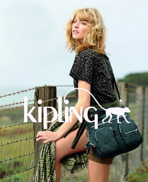 Kipling Alvar Solid Crossbody Bag, Slate Grey