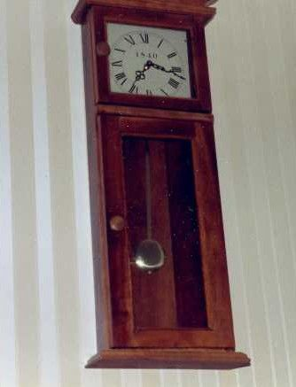 Grandmother vs grandfather clock woodworking projects plans - Grandfather clock blueprints ...