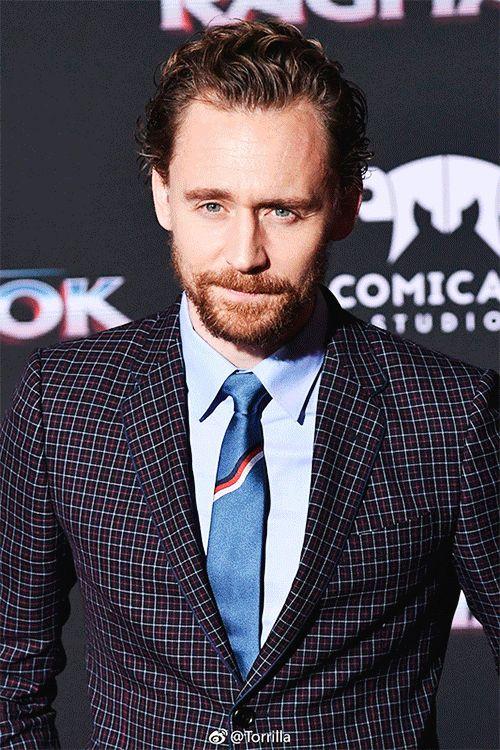 Most Stylish Man of 2017: Tom Hiddleston