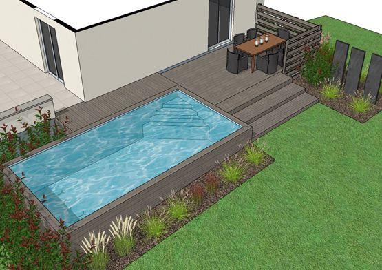 envie d 39 une piscine de qualit et rapidement optez pour. Black Bedroom Furniture Sets. Home Design Ideas