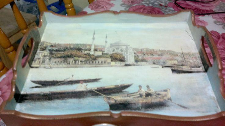 ESKİ İstanbul.
