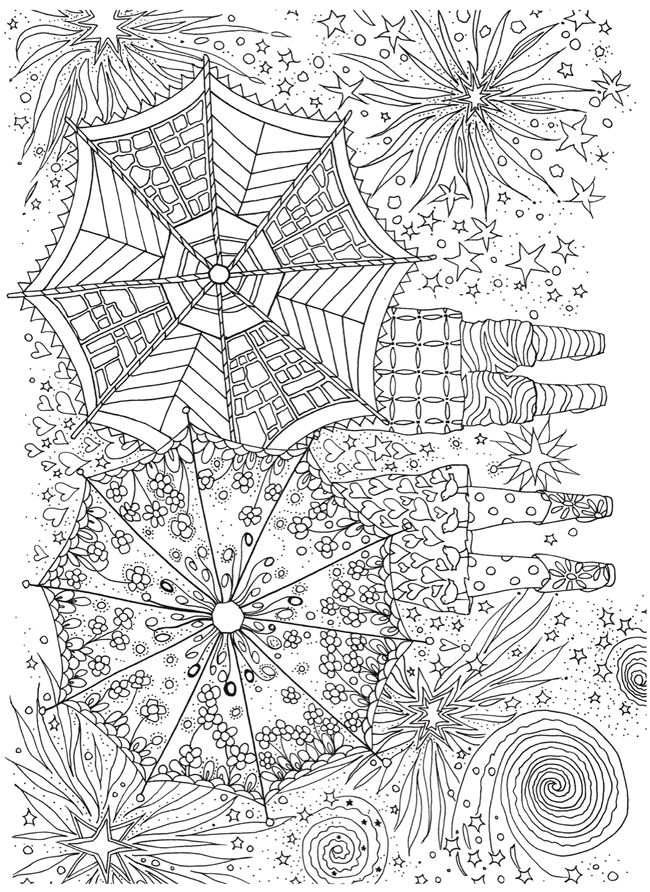"""Creative Haven """"Let There Be Love"""" Coloring Book 