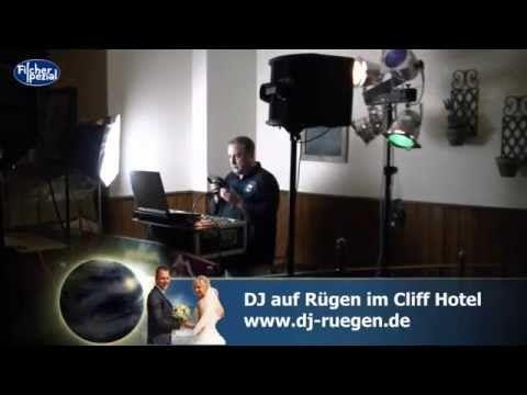 New DJ f r Hochzeit auf R gen Restaurant Casa Blanca Cliff Hotel