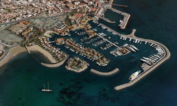 Limassol Marina | Masterplan
