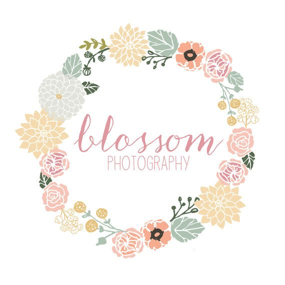 Again love the floral circle.