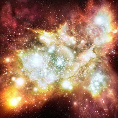 cosmic esplosion