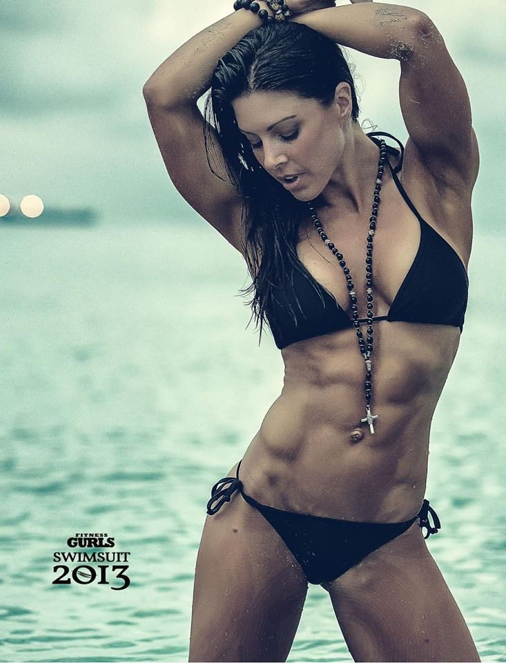 Hot Fitness Babes : Photo