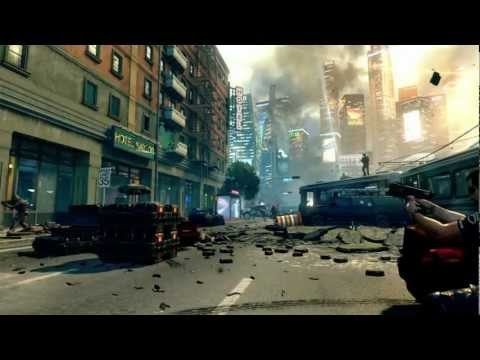 Call of Duty: Black Ops 2 Trailer