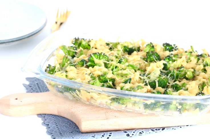 pastaschotel met broccoli - 5 or less - chickslovefood