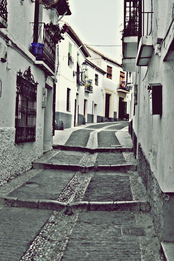 Granada, Spain... always holds a special place in my heart <3