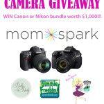 Camera Bundle Giveaway! Ends 10/18!