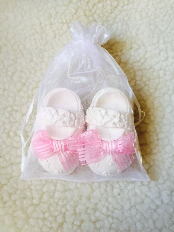 Cute little baby shoes handmade Air freshener by MINIArtLand