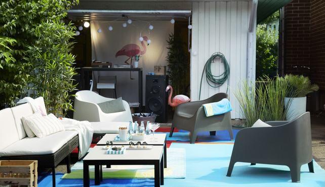 IKEA outdoor furniture