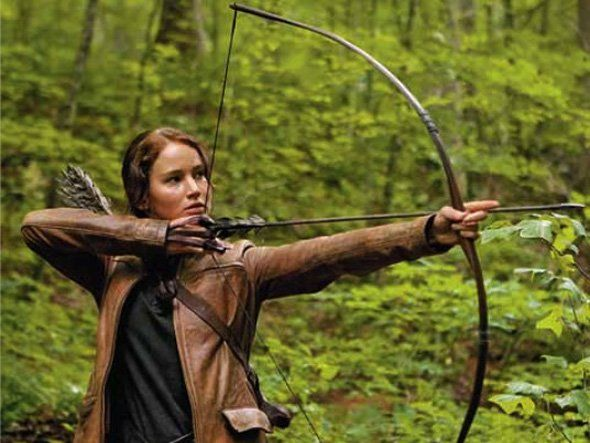 katnissCatching Fire, The Hunger Games, Halloween Costumes, Katnisseverdeen, Katniss Everdeen, Bows, Thehungergames, Jenniferlawrence, Jennifer Lawrence