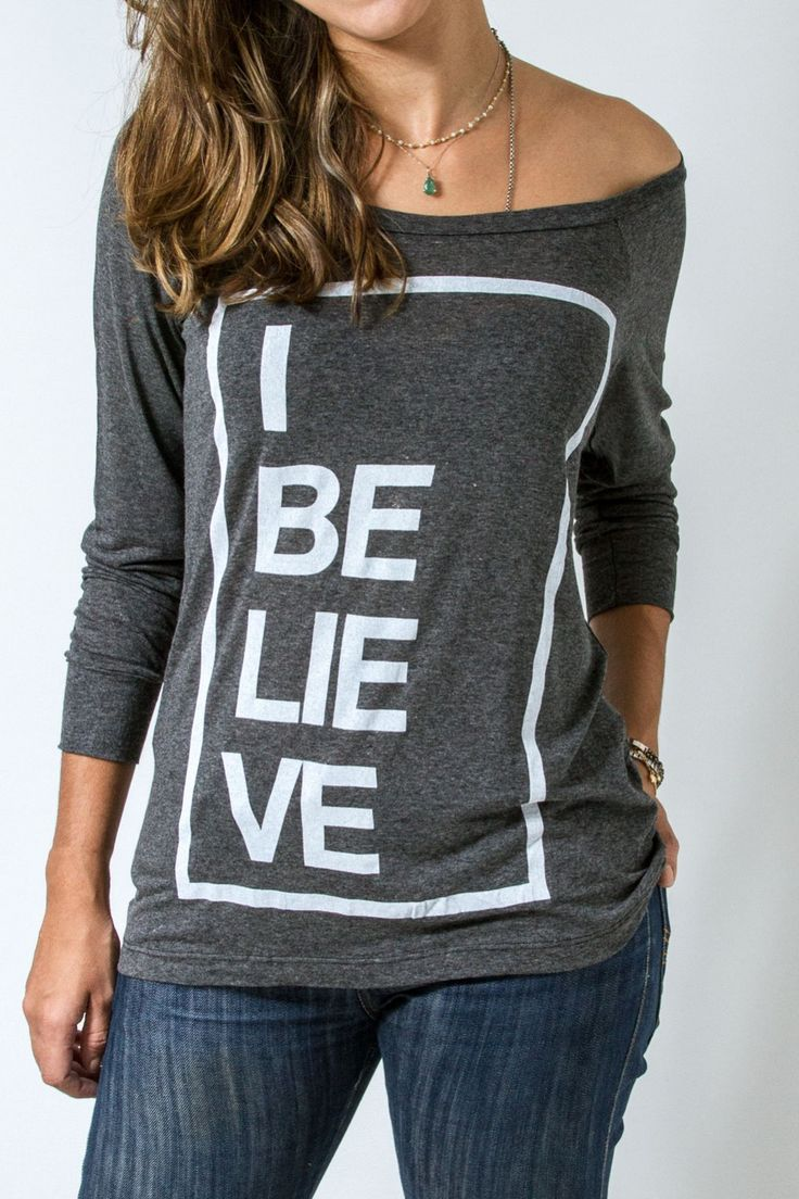 Camiseta - I Believe                                                                                                                                                      Mais