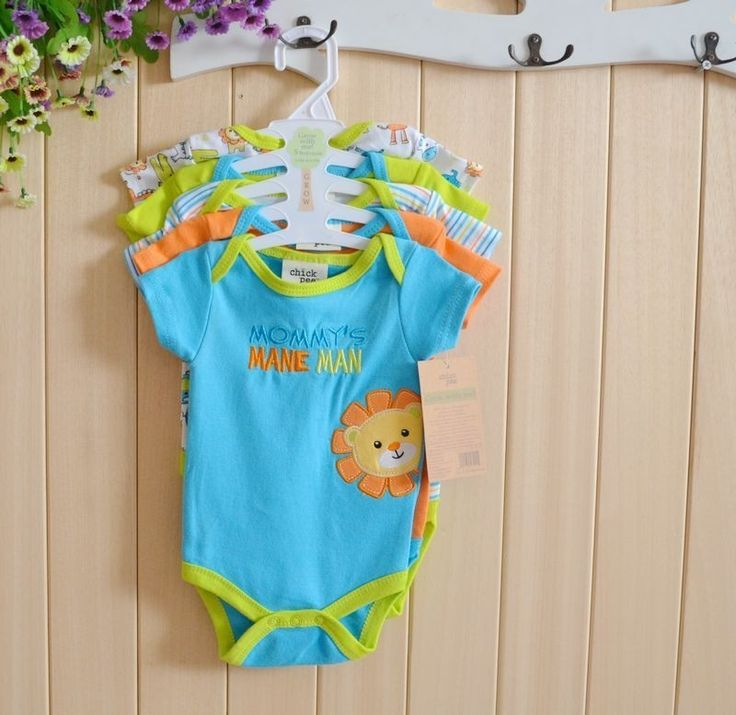 Hot Selling Carters Cartoon Short Sleeve Coveralls